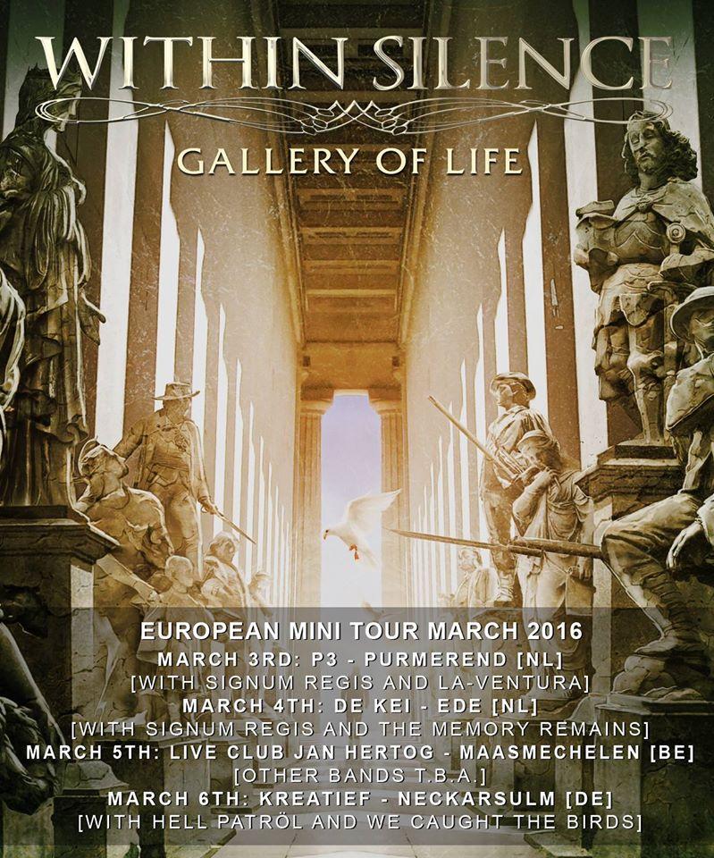 tour march